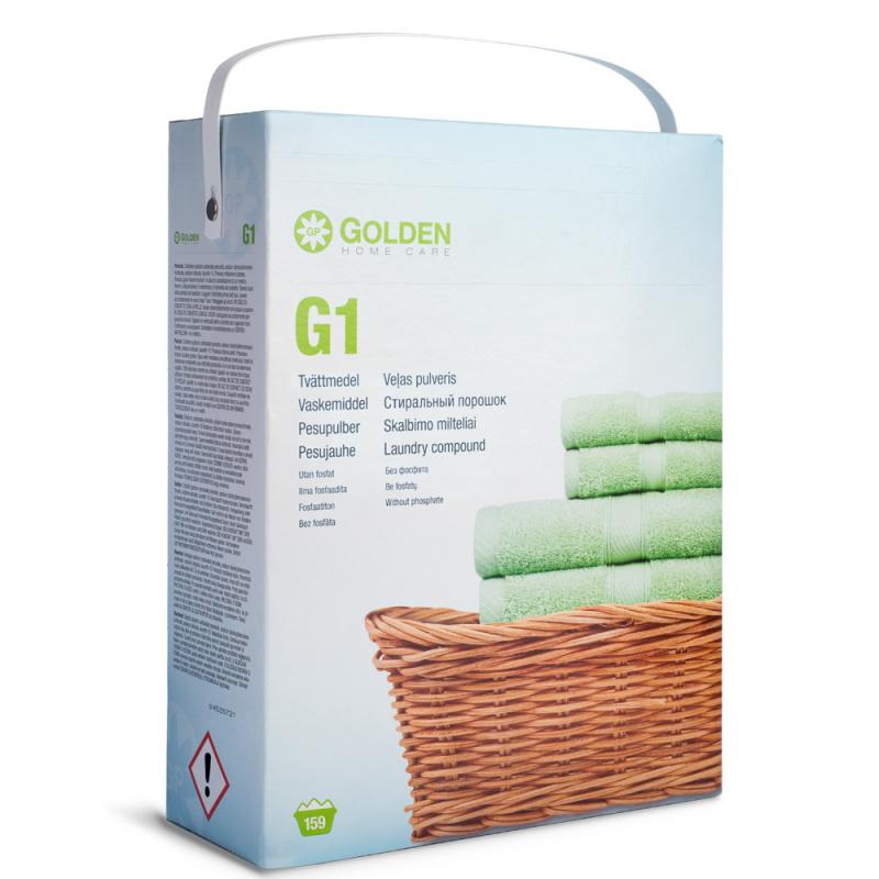 """""""G1"""", skalbimo priemonė"""