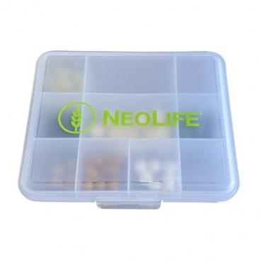 NeoLife dėžutė vitaminams, maisto papildams
