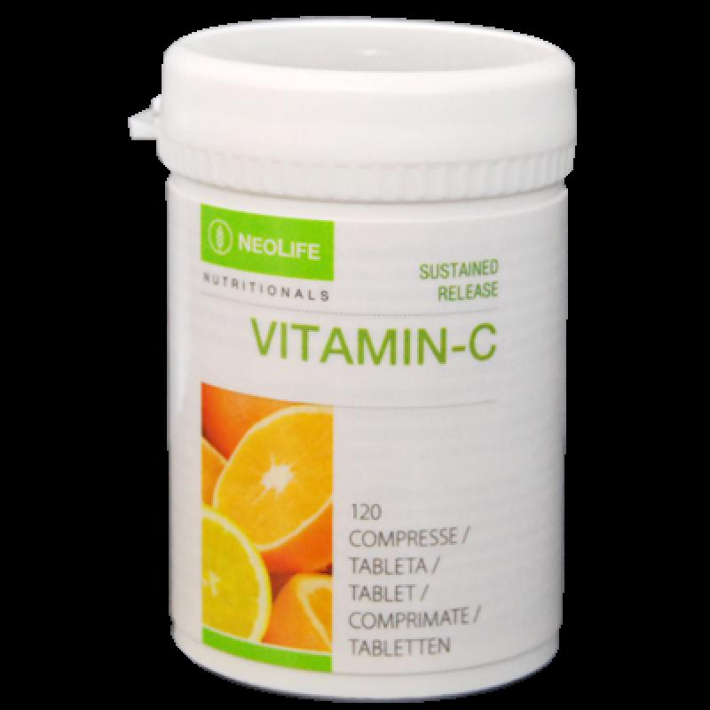 Sust. Rel. Vitaminas C