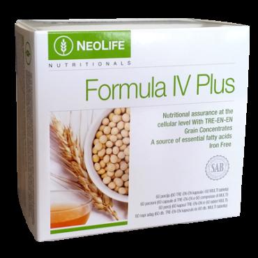 """""""Formula IV Plus"""", polivitaminų ir mineralų maisto papildas"""