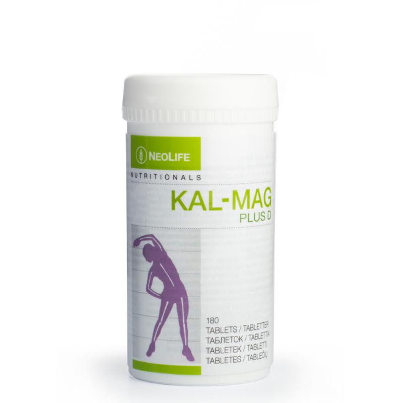 """""""NeoLife Kalcis Magnis Vitaminas D3"""