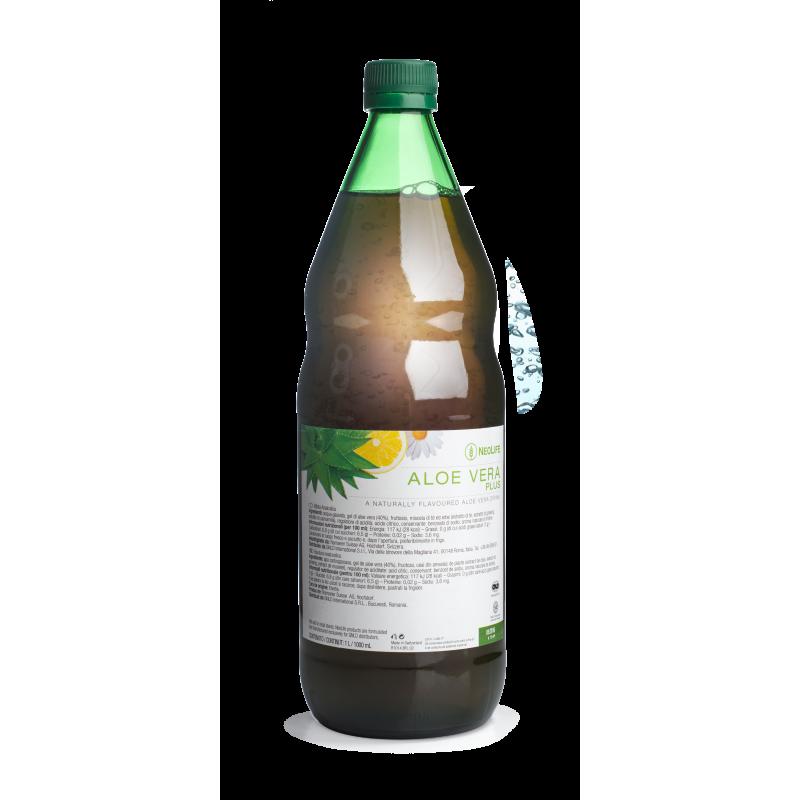 """""""Aloe Vera Plus"""", alavijų gėrimas"""