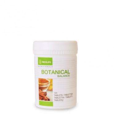 """""""Botanical Balance"""", maisto papildas"""