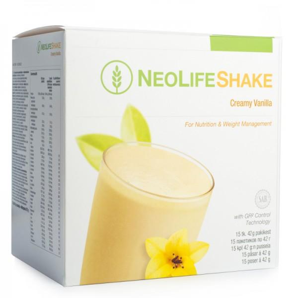 """""""NeoLifeShake"""", baltyminis gėrimas - maisto pakaitalas, vanilės skonio"""