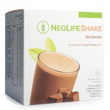 """""""NeoLifeShake"""", baltyminis gėrimas - maisto pakaitalas, šokolado skonio"""