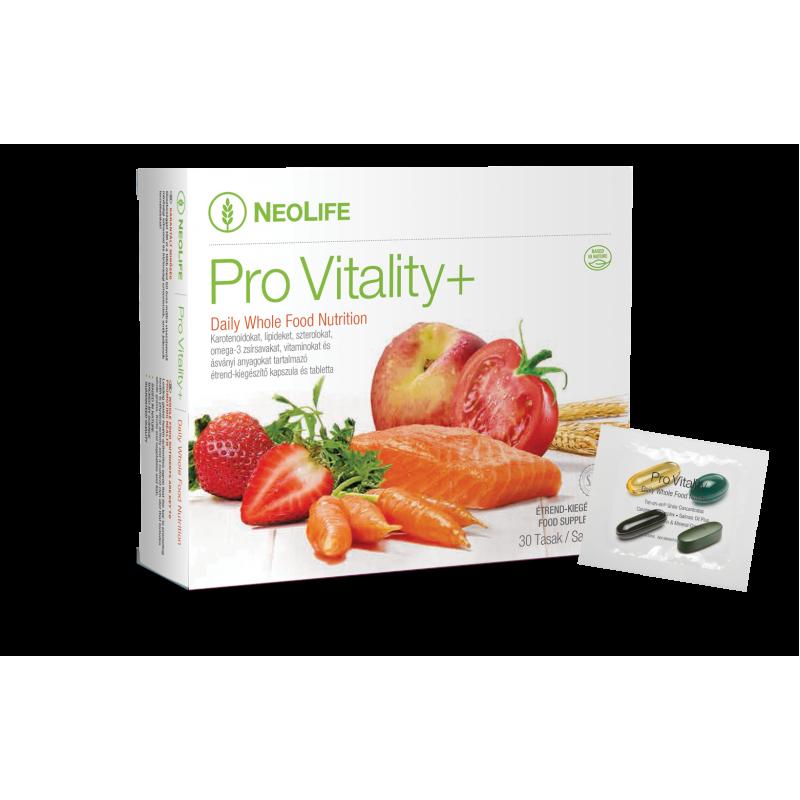 """""""Pro Vitality+"""", maisto papildas"""